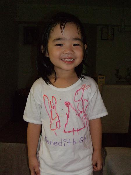dith-her-t-shirt